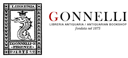 Libreria Gonnelli Firenze Logo
