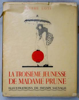 Le troisième jeunesse de madame Prune. Illustrations de Sylvain Sauvage.