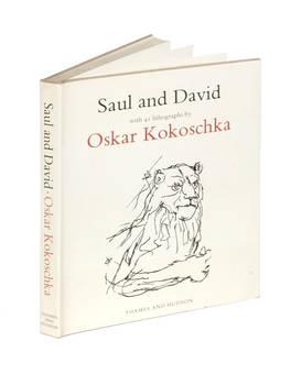 Saul and David with 41 lithographs by Oskar Kokoschka.