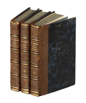 (La Divina Commedia). (L'Enfer) Traduit en Français par le chevalier A.F. Artaud. Deuxième édition. (Testo italiano-francese).