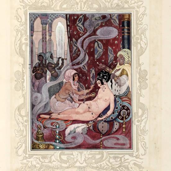 Contes de mon père le jars. Illustrations de Gerda Wegener.