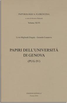 PAPIRI DELL'UNIVERSITA' DI GENOVA (PUG IV).