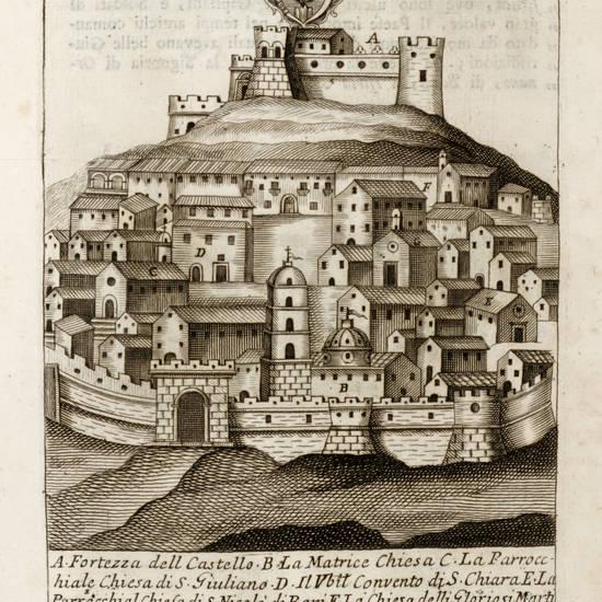 Delle città d'Italia e sue isole adjacenti compendiose notizie sacre, e profane... (Tomo Primo).