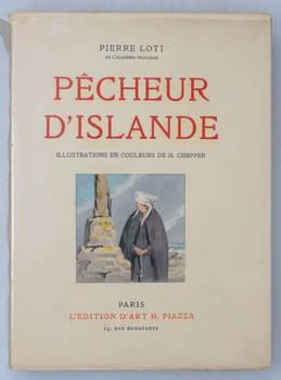 Pêcheur d'Islande. Illustrations et décoration de H. Cheffer.