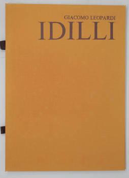 Idilli. Presentazione di Sergio Solmi. Con sette acqueforti di Ernesto Treccani.