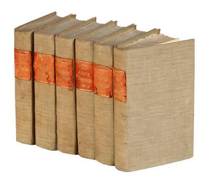 Istorie Fiorentine, con l'aggiunte di Scipione Ammirato il Giovane ridotte a miglior lezione da F.Ranalli.