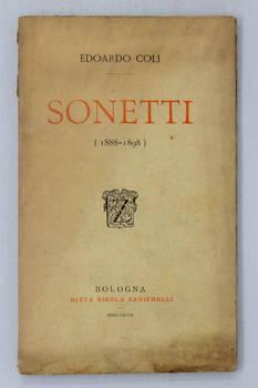 Sonetti (1888-1898).