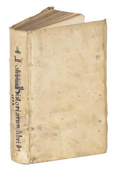 Polybii Historiarum libri/ Quinque In Latinam con/ versi Linguam, Ni/ colao Perotto/ Interprete/ (Marca giuntina).