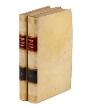 Lezioni su Dante e prose varie...la maggior parte inedite...