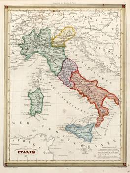 Atlas universel de Géographie ancienne et moderne a l'usage des pensionnats...Edition revue avec soin et contenant les dernières annexions.