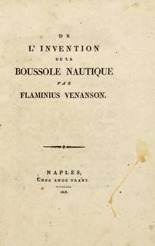 De l'invention de la boussole nautique.
