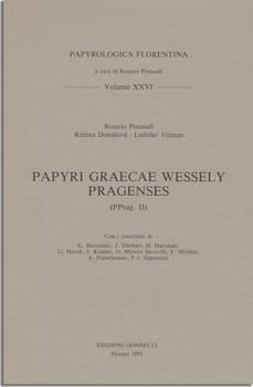 PAPYRI GRAECAE WESSELY PRAGENSES (PPrag II)
