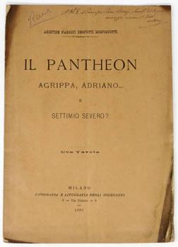 Il Pantheon. Agrippa, Adriano...e Settimo Severo?.