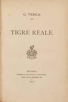Tigre Reale.