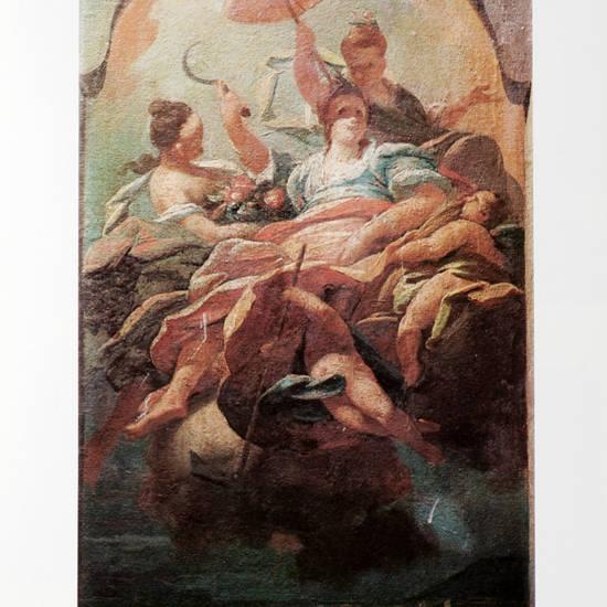 I Ligari. Una famiglia di artisti Valtellinesi nel Settecento.