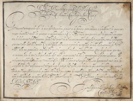 Idea del Buon Scrittore. Opera Prima di Tomaso Ruinetti da Ravena a' beneficio de' desiderosi d'imitare le vere forme dello scrivere...