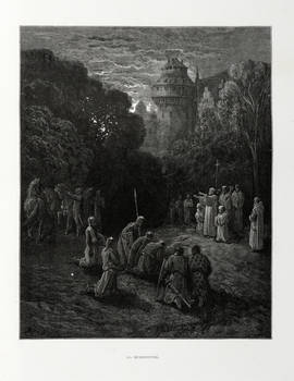 Storia delle Crociate...adorna di cento grandi composizioni di Gustavo Dorè...