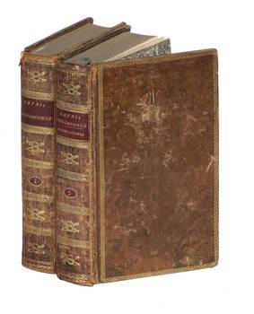 Bibliothecae Libri Tres et Fragmenta. Curis secundis illustravit Chr. G. Heyne.