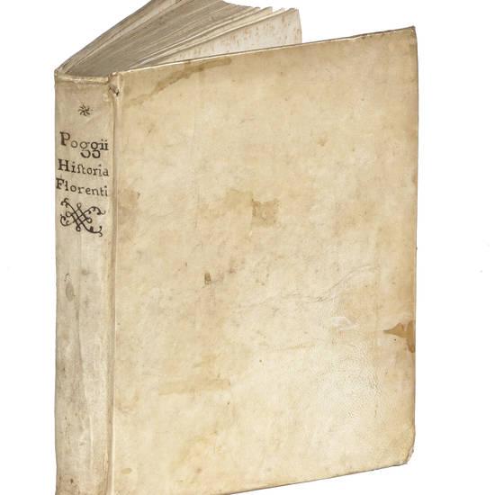 Historia Florentina nunc primum in lucem edita, notisque et auctoris vita illustrata ab Jo.Baptista Recanato, patritio veneto, academico Florentino.
