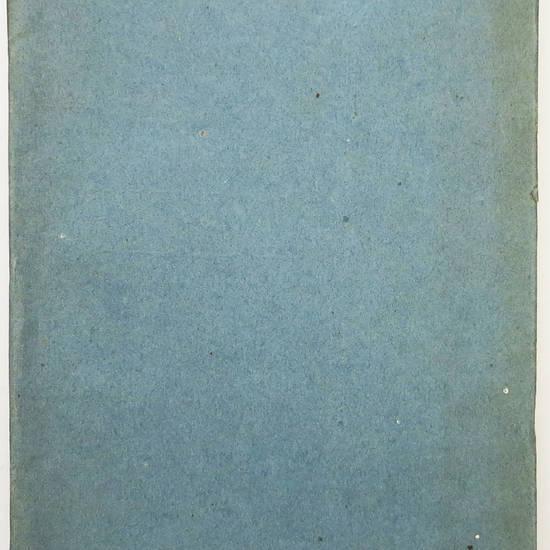 GABINETTO scientifico-letterario di G.P. Vieusseux in Firenze. Catalogo della Biblioteca circolante e condizioni dell'associazione.