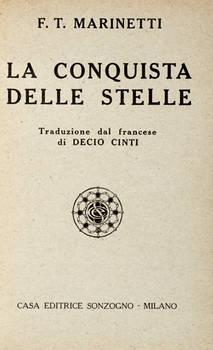 La Conquista delle Stelle. Traduzione dal francese di Decio Cinti.