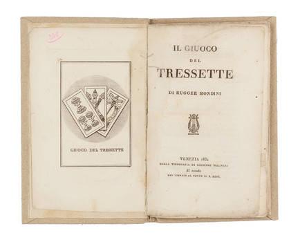 Il Giuoco del Tressette.