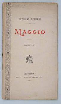 Maggio. Sonetti.