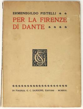 Per la Firenze di Dante.