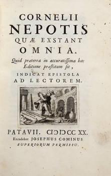 Quae extant Omnia ...