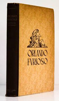 Orlando Furioso. 46 tavole in tricromia-46 tavole in rotocalco fuori testo e 46 disegni episodici di Giambattista Galizzi.
