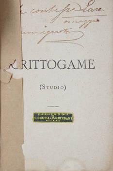 Crittogame (studio).