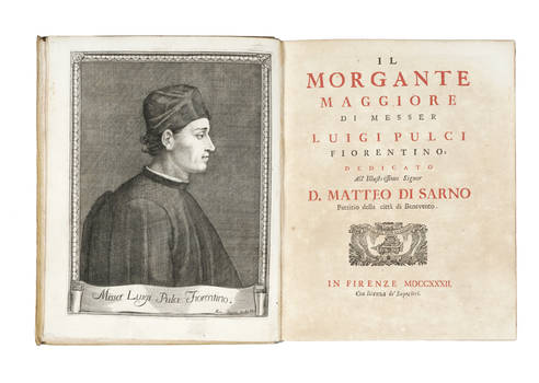 Il Morgante Maggiore....